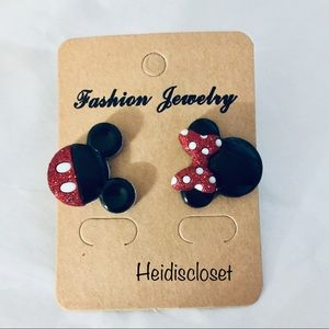 Mickey & Minnie Earrings.🎁 2/$15